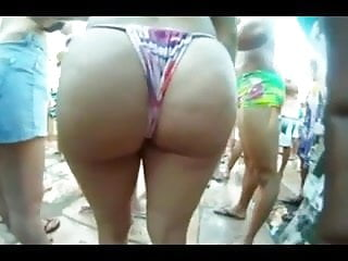 Actress butt thong ass Big butt thong bikini 12 2014