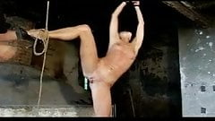 CRACK THE WHIP - music video bdsm whipping compilation