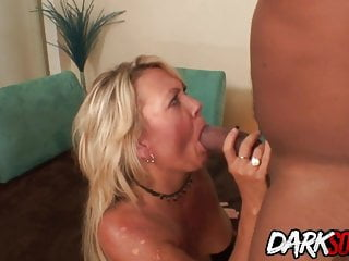 Phil logging sexual harrassment Milf chennin blanc takes a girthy black log in her asshole