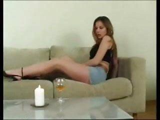 Teen girl striptease on slutload - Hot cam girl striptease on couch