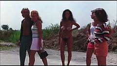 I buchi neri, 1995 ... scene Paola Iovinella