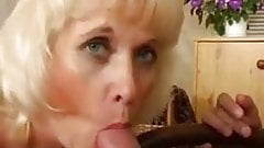 Cute Blonde Mommy Craves Young Lover