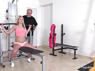 Hardcore gym sex Teenmegaworld -old-n-young- gym brings sex addicts together