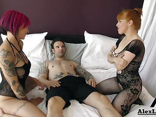 Anna farris naked video - Hootest threesome with busty anna bell peaks penny pax