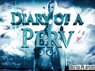 Teen movie trailer Digitalplayground - diary of a perv movie trailer