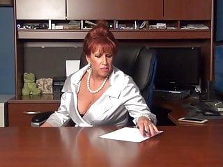 Secretaries showing tits - Realtor who shows more.