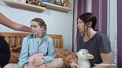 Strand video: please don't take them down, mummy