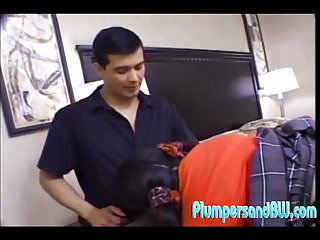Asian bbw gangbang - Asian bbw tyung lee gangbang threesome