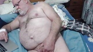 Big Aussie Grandpa Strokes