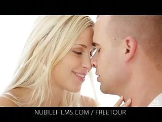 Naked nubile angels Nubile films - would you lick the cum from dido angels cream