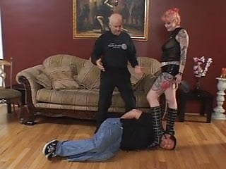 Bang facial wife - Rock punk banged hard