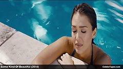Jessica Alba, Lindsey Sporrer & Salma Hayek nude & hot video
