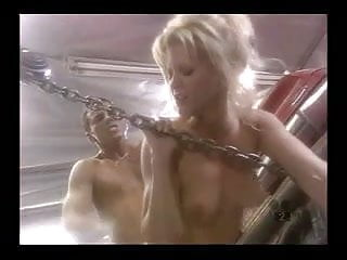 Mature porn star ginger lynn - Ginger lynn cumkiss with guy