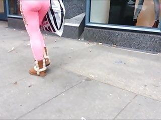 Ebony fat anal Ebony fat butt jiggle in sweats major vpl