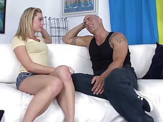 Bo derrick naked Dahlia sky gets fucked by derrick pierce on the couch