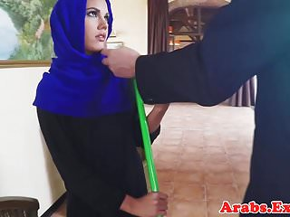 Hardcore arabic veil porn - Veiled arab amateur paid for cum in mouth