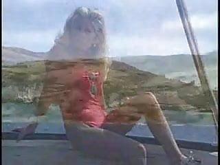 Naked lifeguard girls Busty lifeguard having fun on a boat