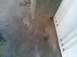 Naughty ali blowjob outside - Caught it blowjob outside