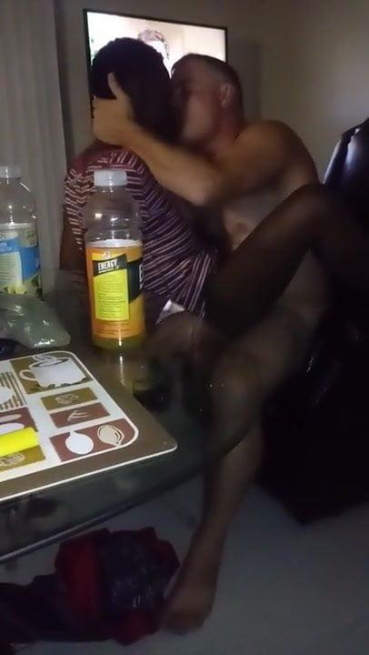 Amateur Ebony Crackhead Fuck