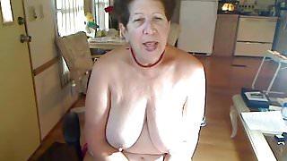 The Granny Singing Stripper Strikes Again