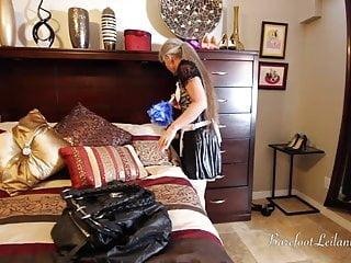 Caught in bondage Maid caught stealing