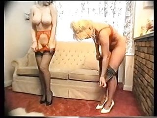 Hilarious cumshot - Louise leeds hilary south megajugs02