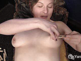 Natalie sparks masturbate Yanks minx lili sparks plays with clothespins