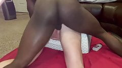 Hot Wife Left Dripping With BBC Creampie Of Lover