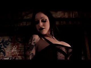 Sex rituals Gothic babe occult sex ritual