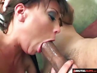 Holly wellin cum - Brutalclips - holly wellin gets roughly handled
