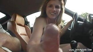 Cory Stealing a Hot Car - Cory Chase