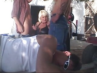 Russian milfs free trailers Trailer park mom dana uses all her holes
