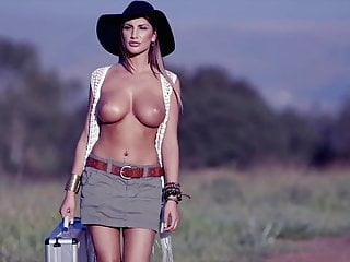 Countries fuck - Country girl - xxx music video big tits beauty fucked