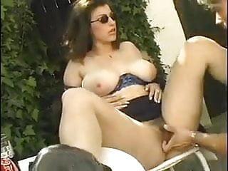 Hot milf fuck video Sunglasses, big tits and a hot milf fuck