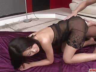 Penis damage - Kyoka sono gets older man to damage her - more at japanesem