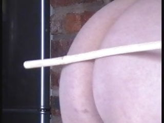 How to paddle a bare bottom - Bare bottom caning