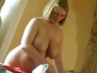 Bg boob pics Bg tits blond maid gets it in the ass