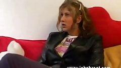 French BBW casting - Lindsay