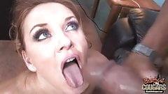 Hot MOM gets super BBC inside her mature vagina