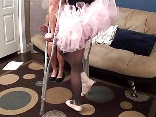 Ballet sex video My ballet teacher loves my feet