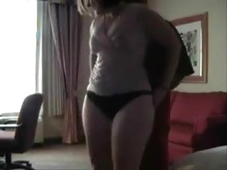 Milfs in action dvd Amateur cuck wife in action with cuck and bull