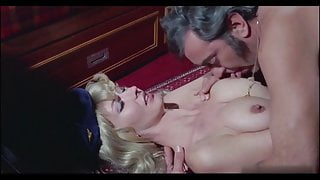 Group sex scene in mainstream film