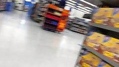 Big pawg łup pracownik Walmart !!!