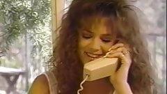 Bionca, Cara Lott, Racquel Darrian in vintage sex video