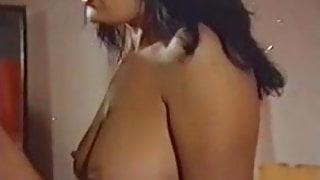Zerrin Egeliler, old Turkish sex, erotic movie, sex scene, hairy