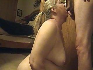 Bbw wife blowjob Sexy wife blowjob