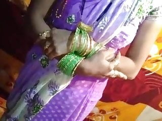 Just married gay Just married bride saree in full hd desi video home