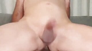 I fuck your ass and come