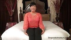 Casting Miya, Desperate Amateurs, heiße asiatische Mutter, Orgie