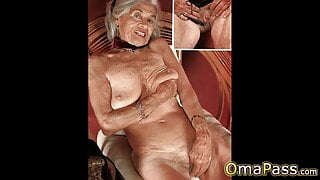 OmaPasS Granny Content Merged Together in Compilation